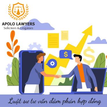 Dịch vụ tư vấn đàm phán hợp đồng