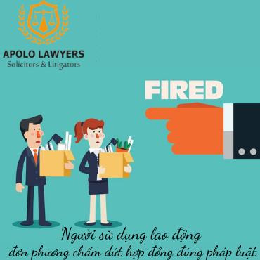 Tư vấn chấm dứt Hợp đồng lao động đúng luật cho doanh nghiệp
